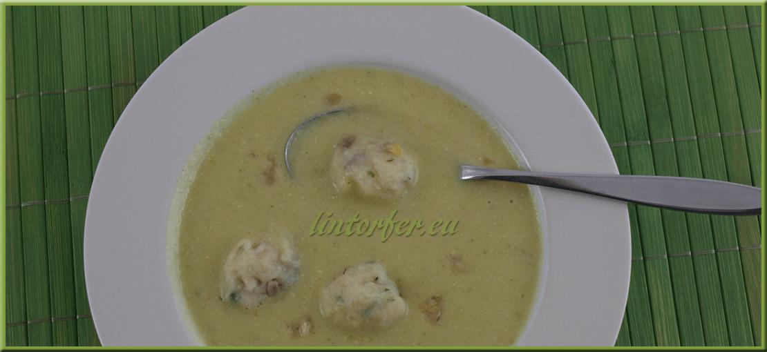 Kochen:Wirsingsuppe