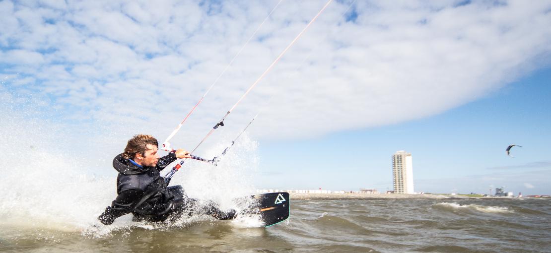 Neu: Katamaran segeln in Büsum